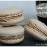 Macaron au cappuccino : le macaron au café de Pierre Hermé, en plus doux !