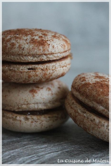 recette-macarons-épice-de-noel-pomme
