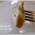 Les quenelles de pommes de terre (Grumbeere Knepfle)