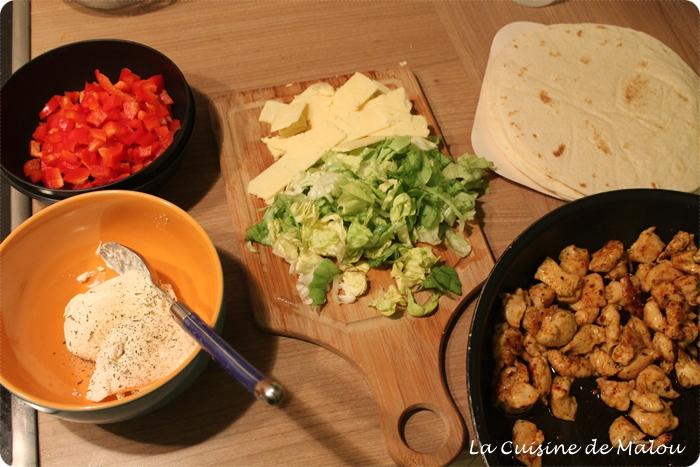 ingrédients-wraps-chaud-poulet