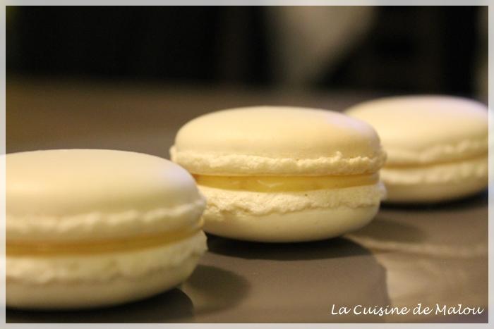 macarons-à-la-vanille