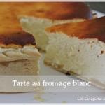 Tarte au fromage blanc (Käsekuche)