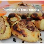 Pommes de terre farcies (Gefilde Grummbeere)