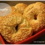 Les bagels, pains typiques des Etats-Unis (thermomix ou sans)