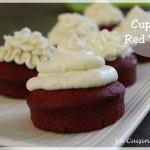 Les célèbres cupcakes Red Velvet
