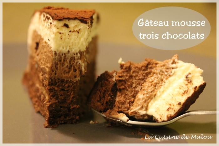 recette-gâteau-mousse-trois-chocolat