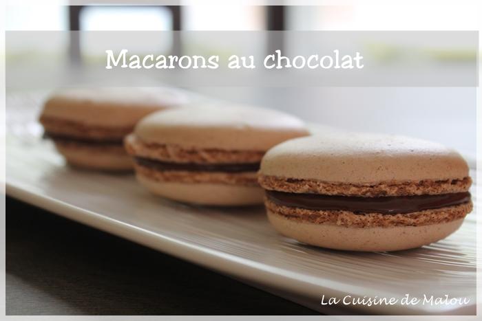 recette-macarons-chocolat-meringue-française