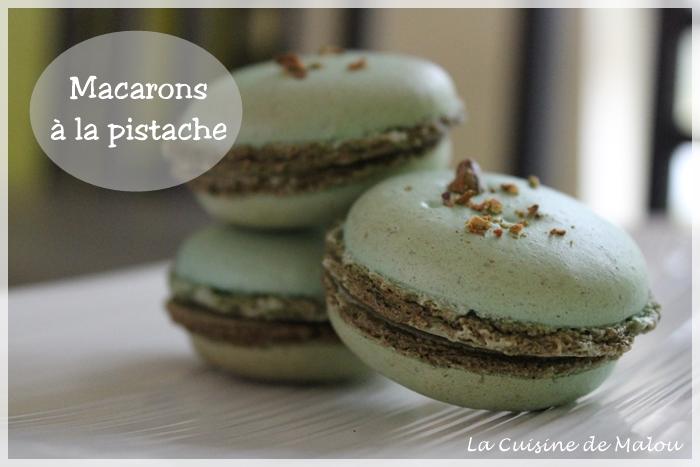 recette-macarons-pistache-meringue-française
