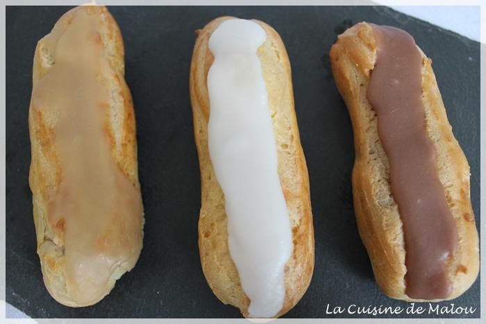 éclair-pâtisserie-française