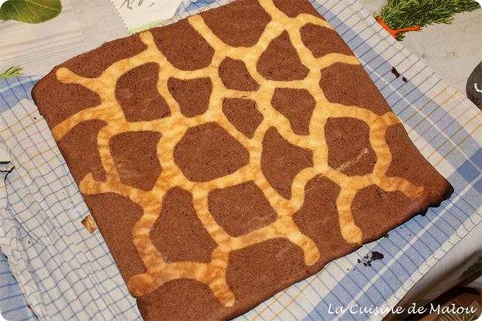 comment-faire-un-biscuit-roulé-giraffe