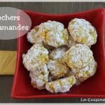 Comment utiliser les coques de macarons ratées : rochers aux amandes !