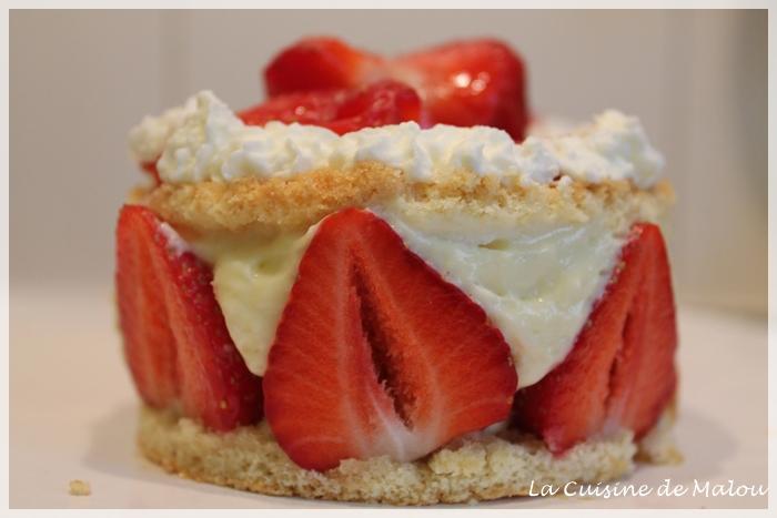 fraisier-individuel-crème-diplomate