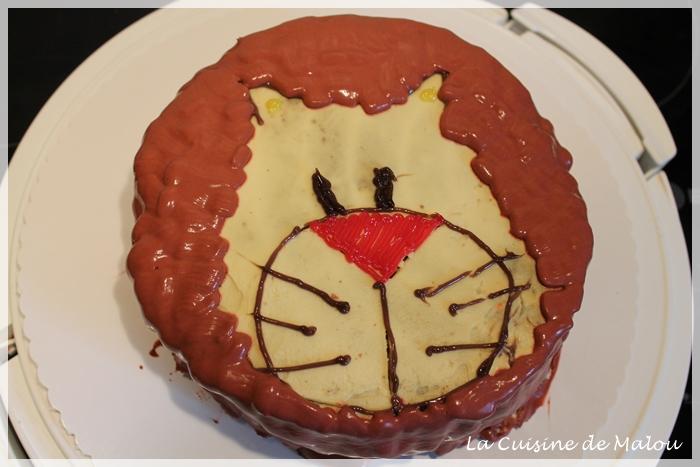 gâteau-enfant-lion