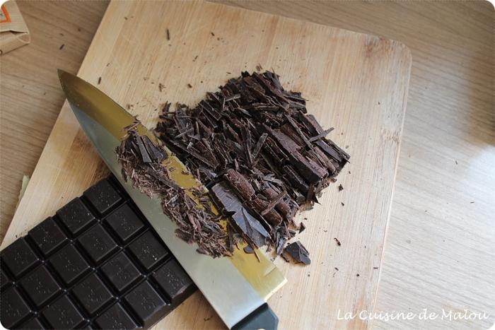 hâcher-chocolat