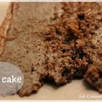 Le mud cake (gâteau américain méga chocolaté)