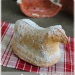 L'agneau de Pâques alsacien (Oschter Lammele)