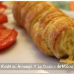Roulés au fromages (bûchettes fromagères)