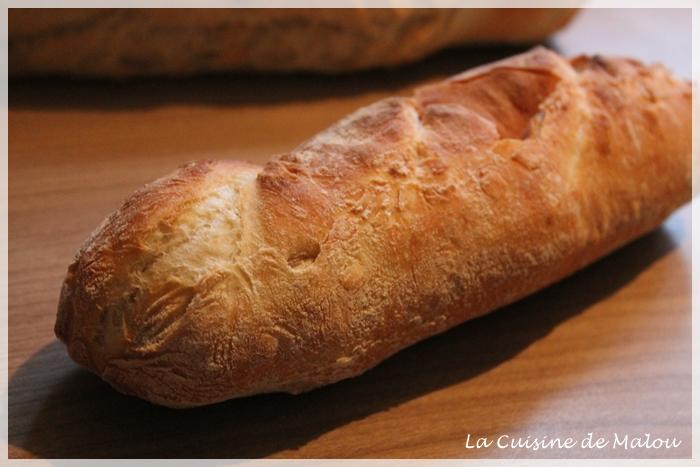 Baguette maison ou comment ramener la boulangerie la for Baguette du maison