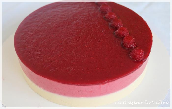 recette-bavarois-vanille-framboise-miroir-framboise