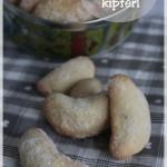 Dans la catégorie biscuits de noël (bredele), je demande les vanille kipferl