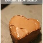 Bouchées Chocoday à la Christophe Felder (Saint-Valentin)