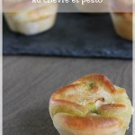 Les roses briochées garnies au fromage de chèvre et pesto (apéro dînatoire #1)