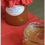 Cadeau gourmand #1 : Confiture de pomme à la cannelle