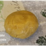 La pâte sucrée, une pâte délicieuse mais à dompter ! (CAP)