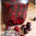 Comment préparer des conserves de cerises au sirop ?