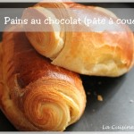 Pain au chocolat (chocolatine)