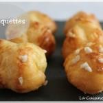 Les chouquettes, la gourmandise en toute simplicité !