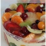 Le tutti frutti (CAP pâtissier)