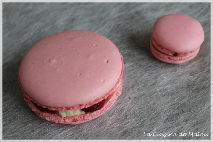 recette-grand-macaron-framboise-crème-pâtissière