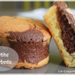 Le marbré extra moelleux (version muffin ou mini-cake)