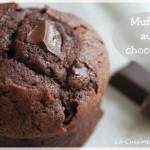 Muffin tout chocolat, comme au Starbucks (et même meilleur !)