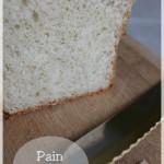 Le pain de mie ultra moelleux (ronde interblog #38)