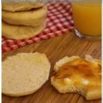 Les muffins anglais, le pain des pauses sucrées ! (thermomix ou sans)