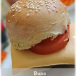 Buns ou pains à hamburger (thermomix)
