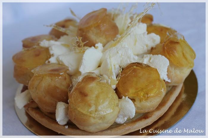 recette-saint-honoré-chiboust