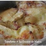 La tartiflette, l'incontournable recette fromagère !