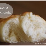 Pâte à brioche ou pâte levée facile thermomix