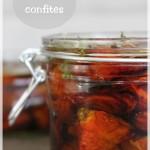 Tomates confites ou tomates séchées, c'est l'été toute l'année !