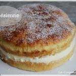 La tropézienne (brioche fourrée à la crème pâtissière/diplomate)