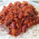 Le chili con carne rapide et facile