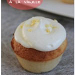 Cupcake à la vanille (Georgetown Cupcake recipe)