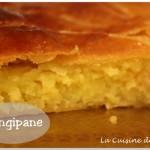 Frangipane ou comment décliner la crème pâtissière #4