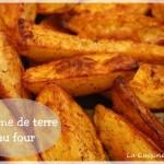 Pommes de terre au four façon potatoes au paprika