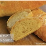 Pain sur poolish rapide