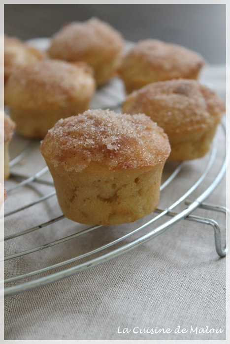 recette-duffins-pommes-muffins-donut