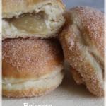 Beignets pomme cannelle façon Gâteaux Thoumieux